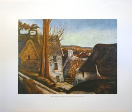 NEFAR - VILLAGE (LITHOGRAPH)