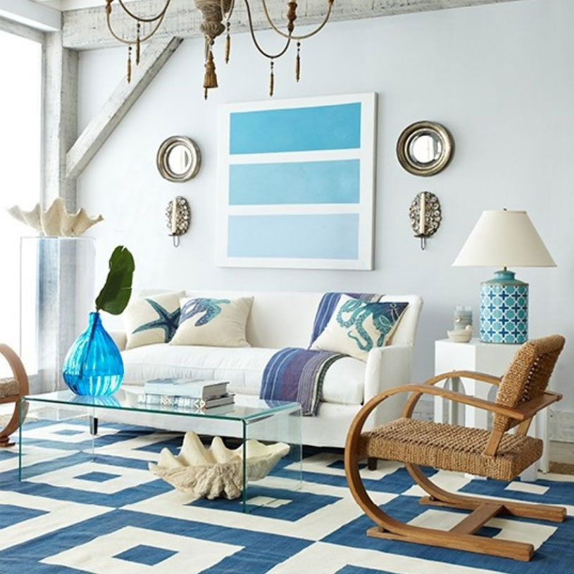 beach inspired living rooms room paint ideas with light wood floors furnishing around art for under 1000 artloft