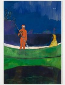 Trip Peter Doig' Elegantly Reimagined World U