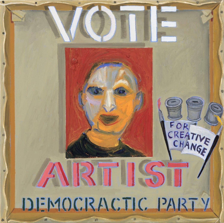 richard mudariki election poster