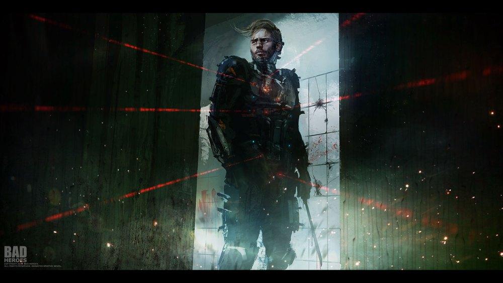 Bad Heroes By Dmitry Vishnevsky