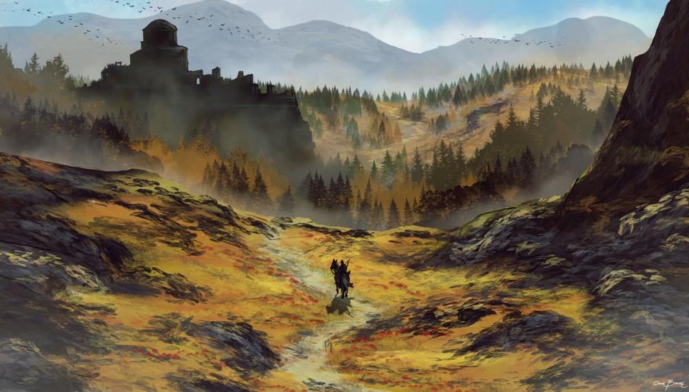 Pilgrim by Onur Bakar