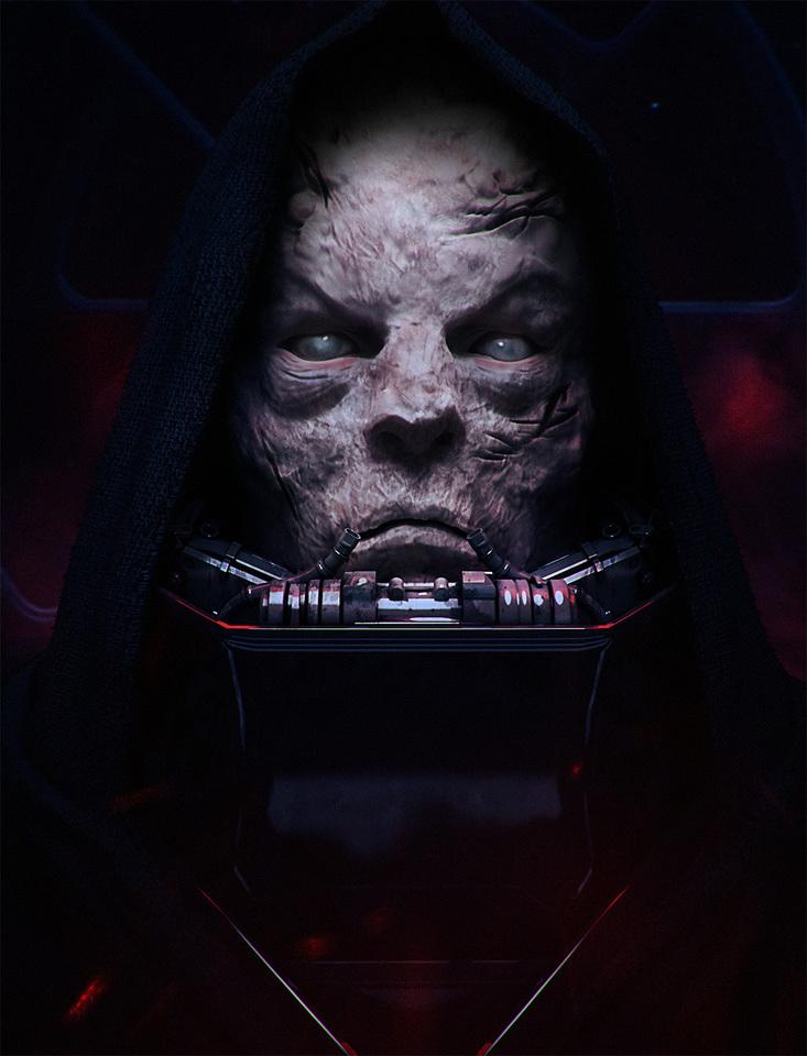 vader the emperor by macdrab