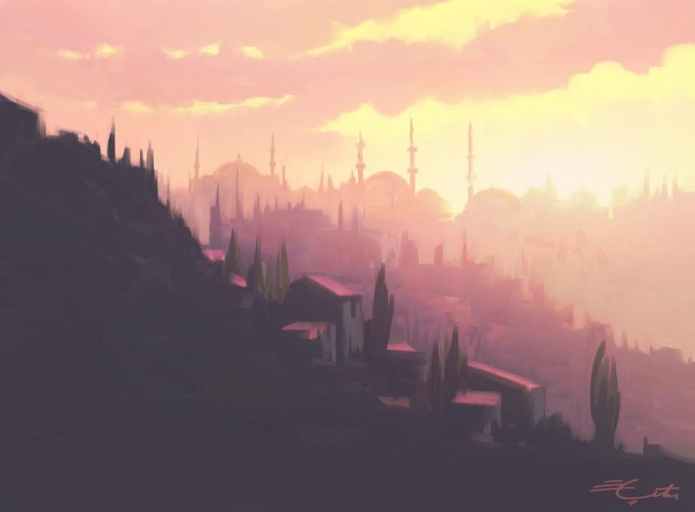 Landscape5 by Emrullah Çıta