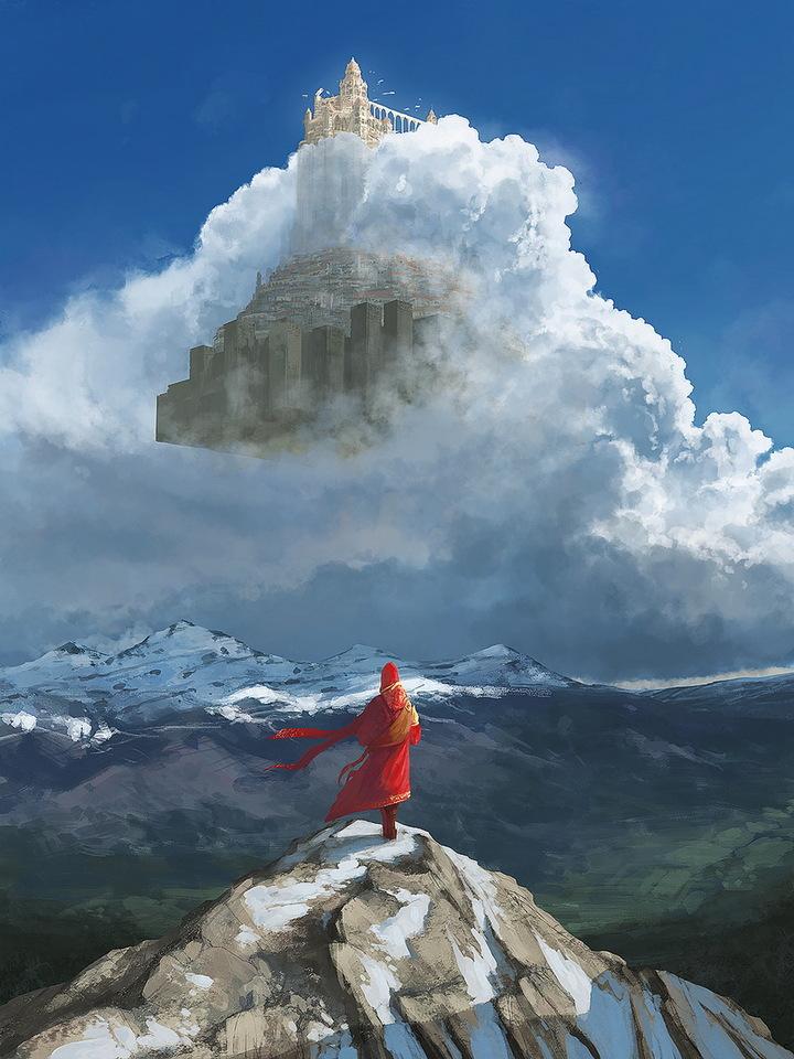 Skycity by Kelvin Liew