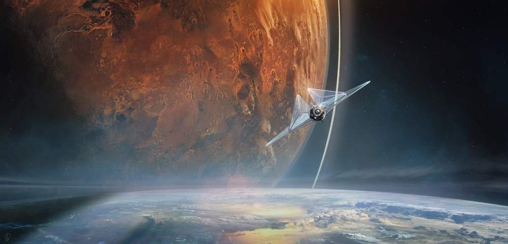 Leaving The Earth by Jessica Rossier