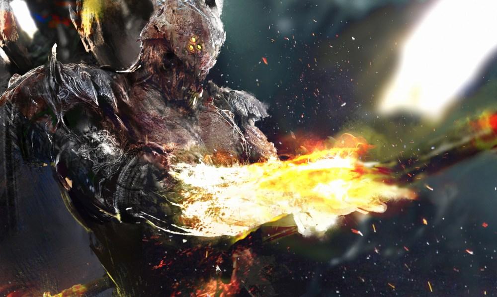 Demon by Edgar Stepanov