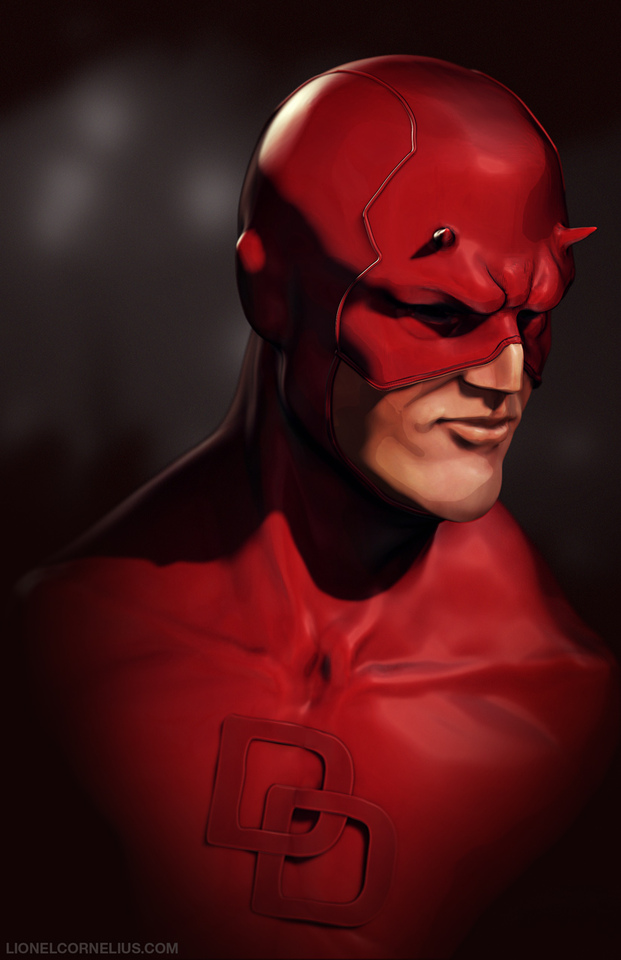 Daredevil by Lionel Cornelius Jr