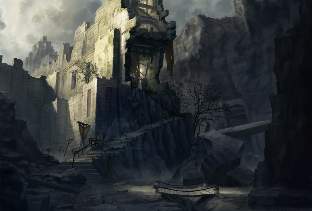 Abandoned Canyon by Henry Peters