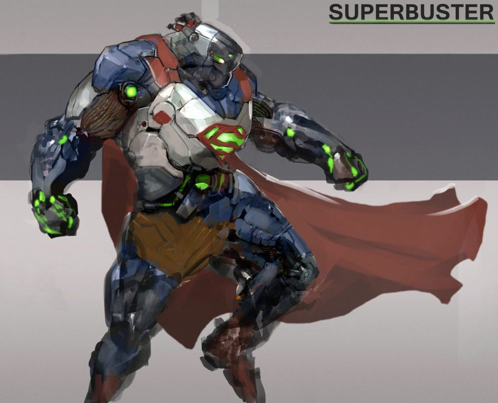 Superbuster Samuel Youn
