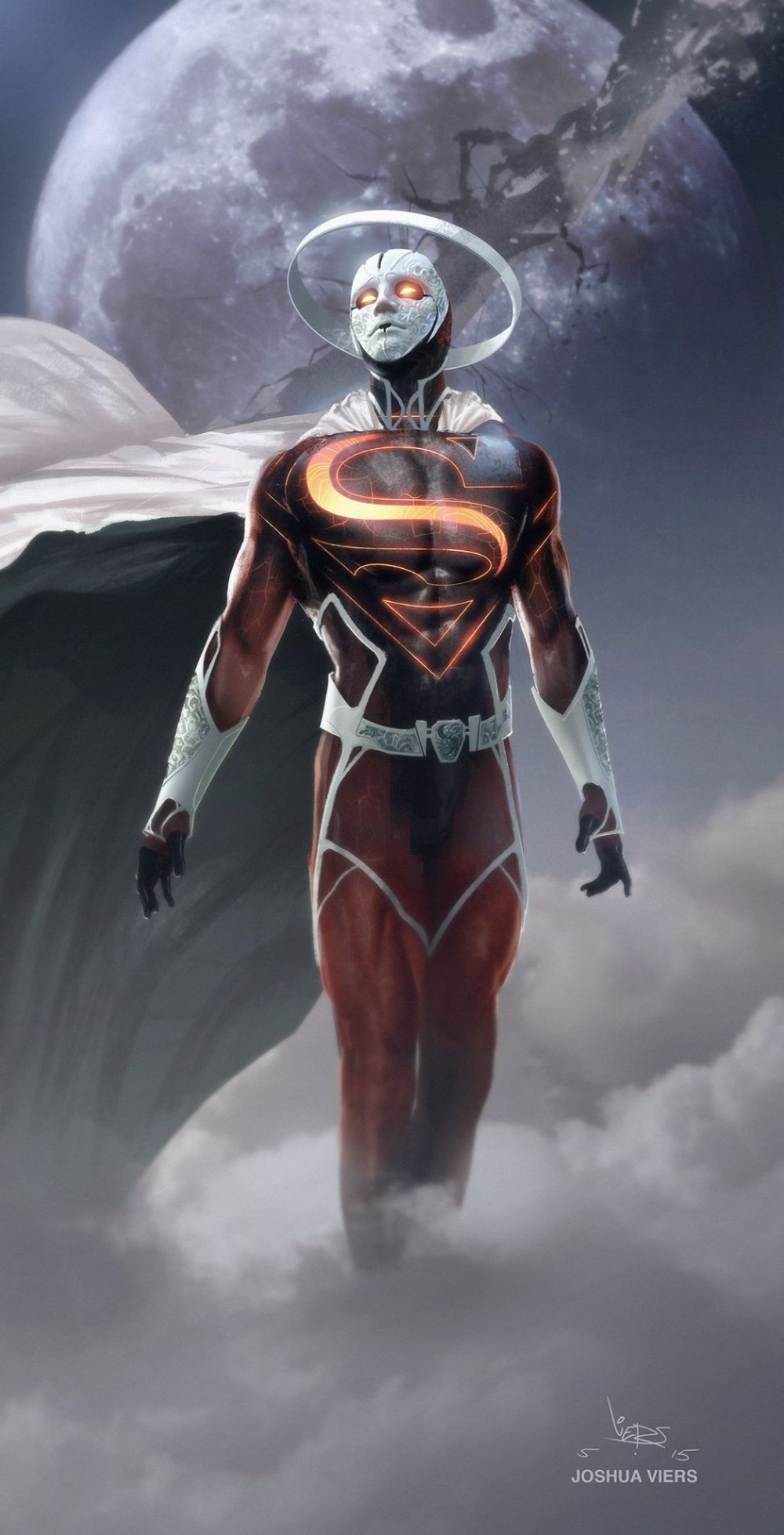 Anti Superman Josh Viers