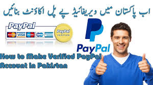 how to make paypak account in pakistan