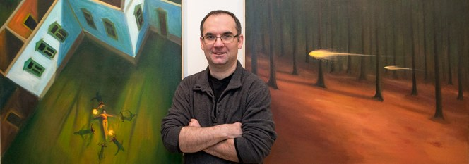 Jaroslav Valečka – Sen o severu v Oblastní galerii Liberec