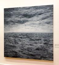 Gerhard Richter - Mořská krajina,1970
