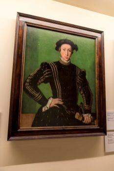 Arcivévoda Ferdinand ll. asi 1544