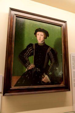 Arcivévoda Maximilián ll. Asi 1544