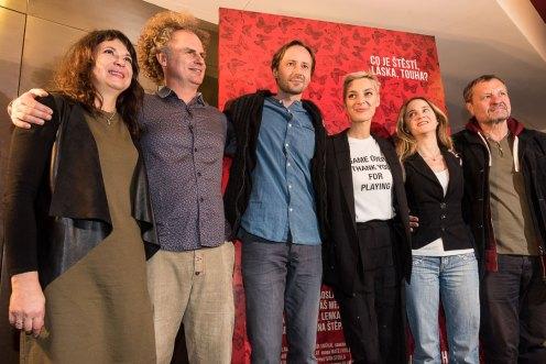 Film Kvarteto - tvůrci, producenti a herci