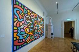 Keith Haring, Bez názvu, 1986