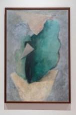 Josef Šíma: Krajina s trojuhelníkem, 1932