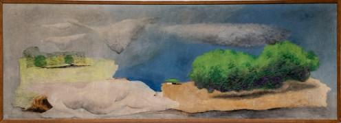 Josef Šíma: Krajina: 1932