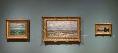 Francouzský impresionismus zHansenovy sbírky vPraze, foto: Petr Šálek
