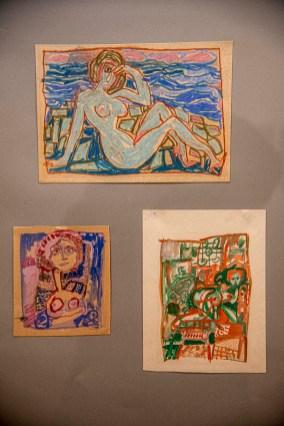 Galerie Villa Pellé, výstava Šlitr Šlitr Šlitr.