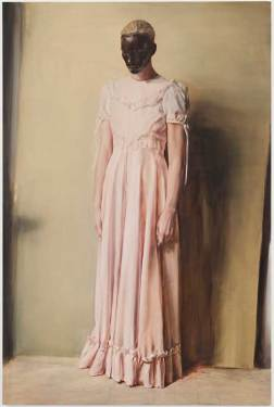 Michaël-Borremans,-The-Angel,-2013,-oil-on-canvas,-300-x-200-cm,-Courtesy-Zeno-X-Gallery,-Antwerp,-photo-Peter-Cox,-Courtesy-Zeno-X-Gallery,-Antwerp