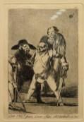 Výstava Goya fyziognomik vInstitutu Cervantes