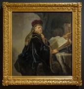 Výstavu Rembrandt: Portrét člověka se podařilo uskutečnit vposunutém termínu