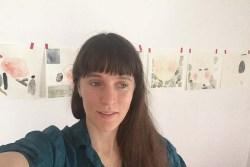 Ilustrátorka Lucie Lučanská vytváří Manuál vnímání pro děti