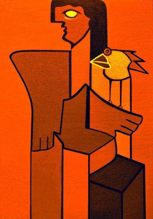 Heureux Qui Comme Ulysse Illustration : heureux, comme, ulysse, illustration, HEUREUX, COMME, ULYSSE, Digital, Titan, Artmajeur
