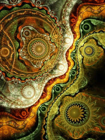 b art Eli Vokounova autumn