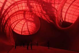 Anish Kapoor: Leviathan (installáció), 2011, Párizs