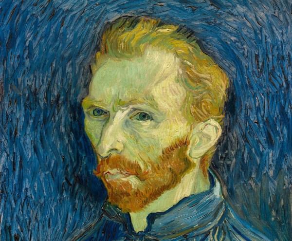 Famous Artists Paintings Self Portrait