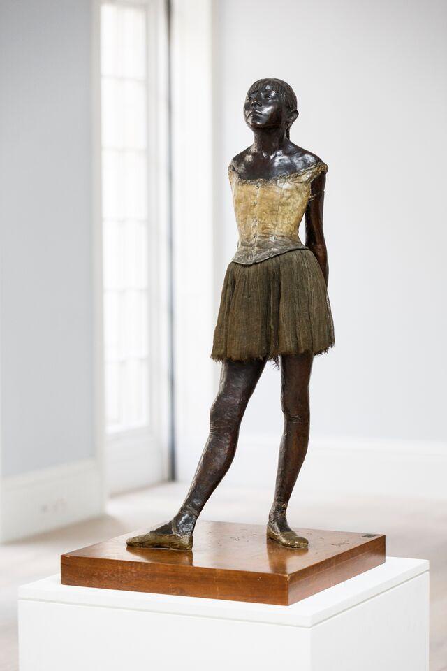 La Petite Danseuse De Degas : petite, danseuse, degas, Sotheby's, Announces, Petite, Danseuse, Sculpture