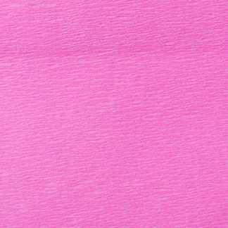 Бумага гофрированная 701527 Розовая 55% 26,4 г/м.кв. 50х200 см (Т)