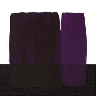Акриловая краска Acrilico 500 мл 465 фиолетово-красный темный Maimeri Италия