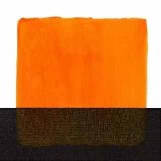 Акриловая краска Acrilico 75 мл 051 оранжевый флуоресцентый Maimeri Италия