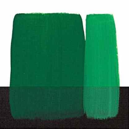 Акриловая краска Polycolor 20 мл 305 зеленый темный яркий Maimeri Италия