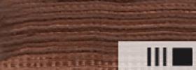 Акриловая краска 26 Ван-Дик коричневый 100 мл Renesans Польша