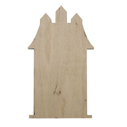 Заготовка деревянная Фигурка «Домик 4» 150х85 мм фанера Rosa Talent