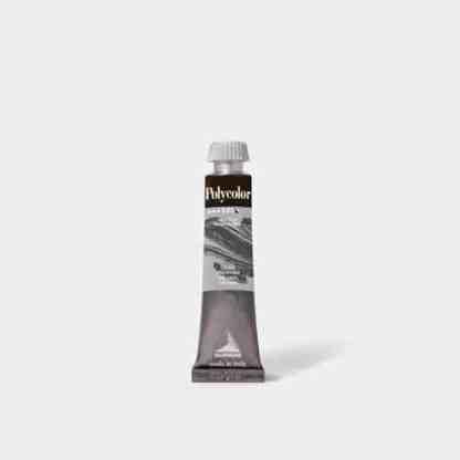 Акриловая краска Polycolor 20 мл 541 черный слюдяной Maimeri Италия