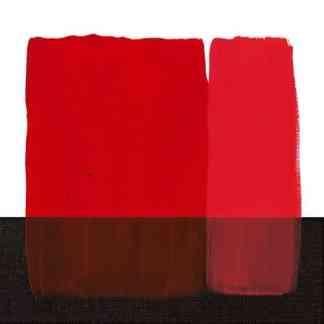 Акриловая краска Acrilico 1000 мл 259 красный средний стойкий Maimeri Италия