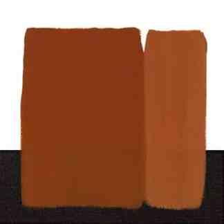 Акриловая краска Acrilico 200 мл 134 охра золотистая Maimeri Италия