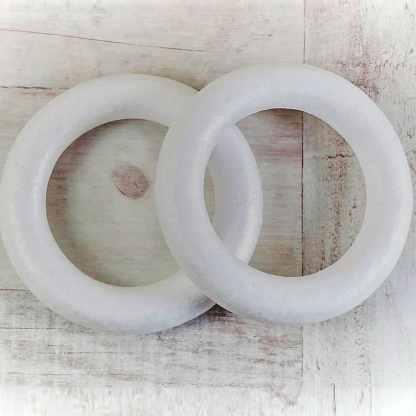 Заготовка пенопластовая «Кольцо» 200 мм Santi Великобритания