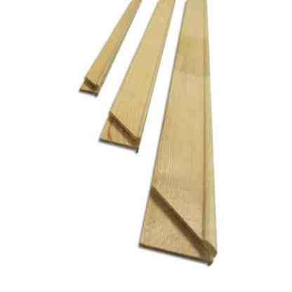 Планка для подрамника 50 см овал 40х17 Украина