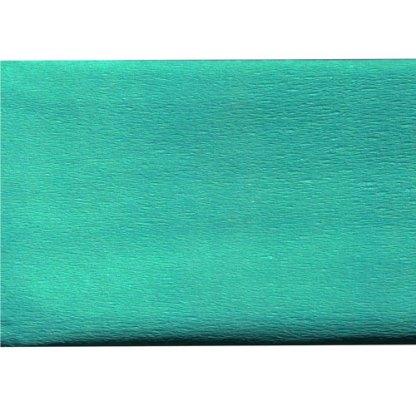 Бумага креповая голубая 50х200 см 35 г/м.кв. «Трек» Украина