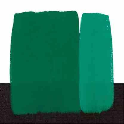 Акриловая краска Polycolor 140 мл 356 зеленый изумрудный Maimeri Италия