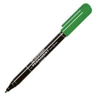 Маркер перманентный Зеленый Centropen 2846