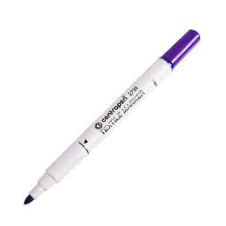 Маркер по ткани Textile Marker 08 Фиолетовый 2 мм Centropen